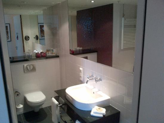 Crowne Plaza Amsterdam South: Bathroom