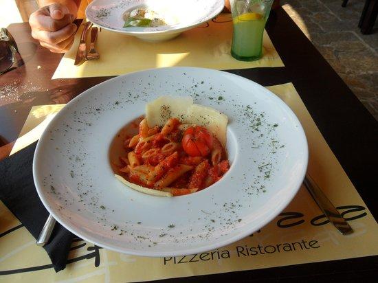 Cafe Murada Ristorante & Pizzeria: Pasta Main course