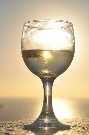 Esperas: The sunset glass