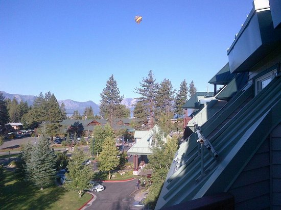Lake Tahoe Vacation Resort: View from 5th Floor in Phase 1-Standard Section