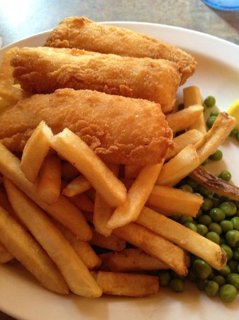 Sam's Restaurant : Fish & Chips