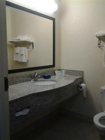 Comfort Inn & Suites Northeast - Gateway: single sink, lots of room