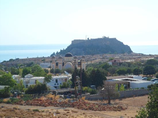 Lindos Horizon: Fabulous view