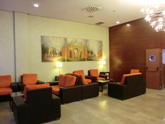 Ganivet Hotel: Relax Ecke