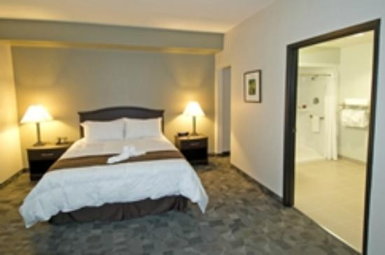 Midland Inn & Suites: Our wheelchair accessable rooms
