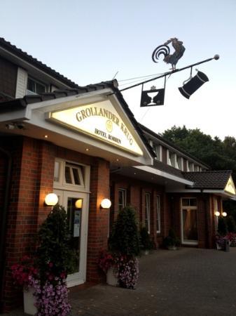 Hotel Robben - Grollander Krug: Haupteingang