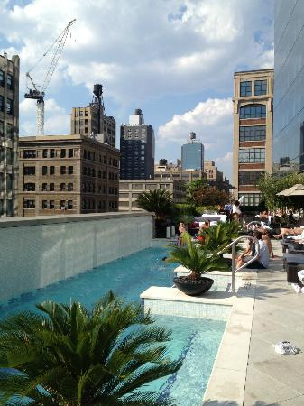 Pool Picture Of The Dominick Hotel New York City Tripadvisor
