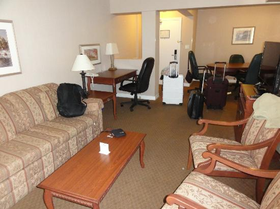 Capital Hill Hotel Suites 2