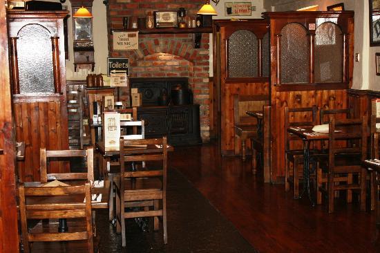 O'Donnabhain's Gastro Bar : Dining Area