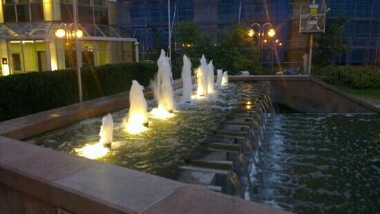 Novina Hotel Sued West Park: Finta esterna ...