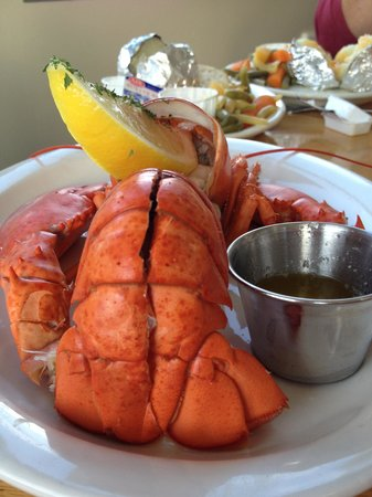 New London Seafood Restaurant: Lobster