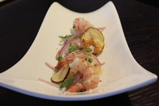 Ceviche with Fresh Florida Seafood
