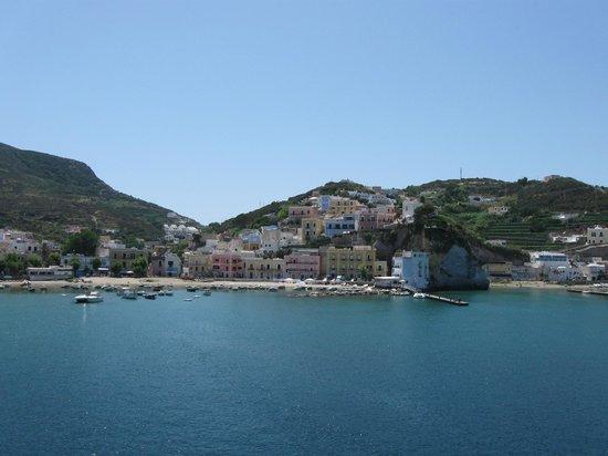 Ponza Island, Itálie: Ponza