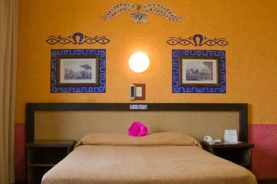 Posada Viena Hotel: habitación