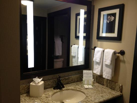 StayBridge Suites DFW Airport North: Wash area