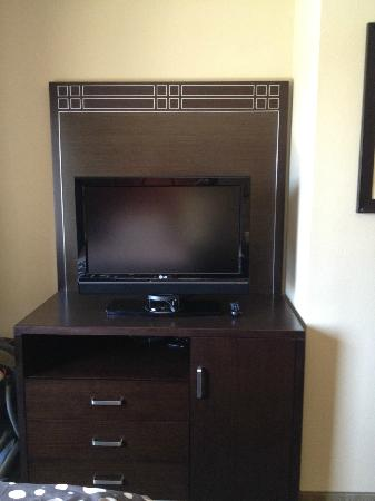StayBridge Suites DFW Airport North : Flat Screen