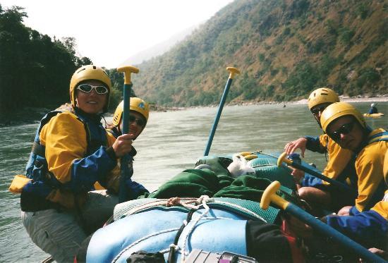 Totem Adventure: Spedizione Nepal 2003