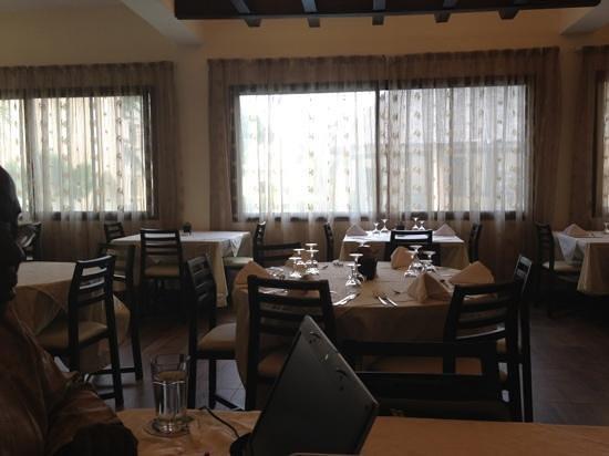 Hotel La Coccinelle: Restau