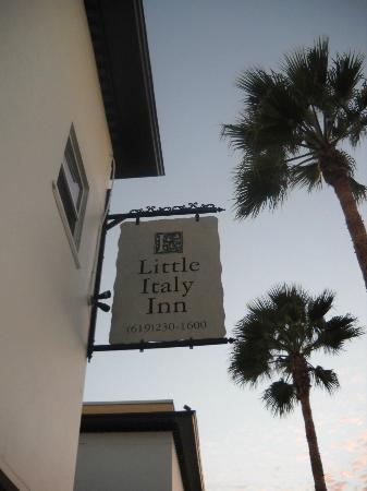 Found Hotel San Diego: Exterior