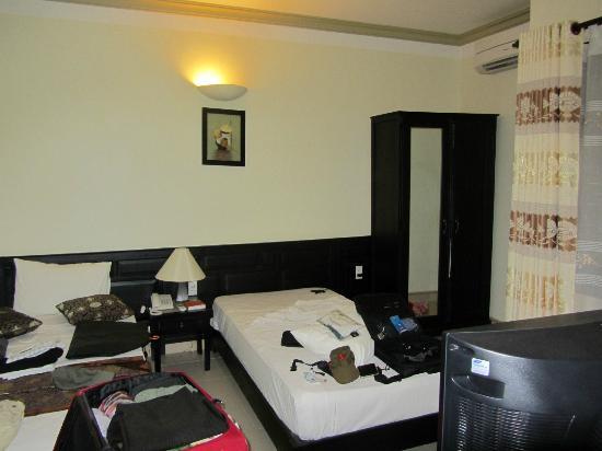 An Hoi Hotel: Zimmer
