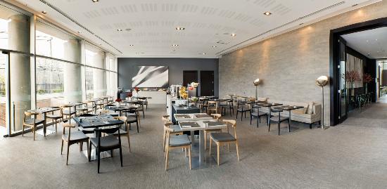 Atton Vitacura: Restaurant Citadino