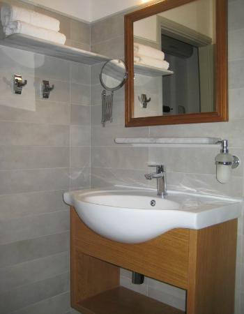 Paros Apartments: wc 