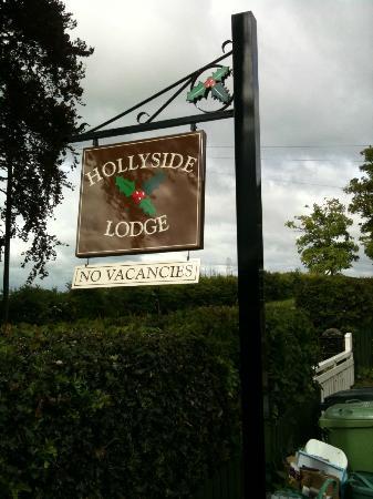 Cumwhinton, UK: Hollyside Lodge