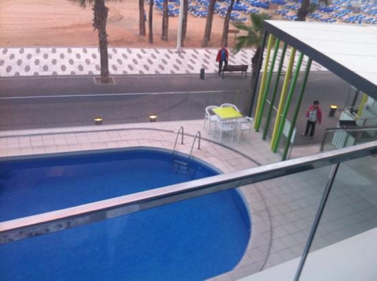 Hotel Brisa: The pool