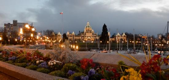 British Columbia Parliament Buildings: parliament building