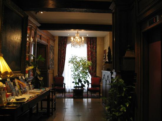 Left Bank Saint Germain: Lobby