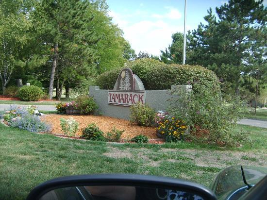 Peppertree at Tamarack HOA: Sign