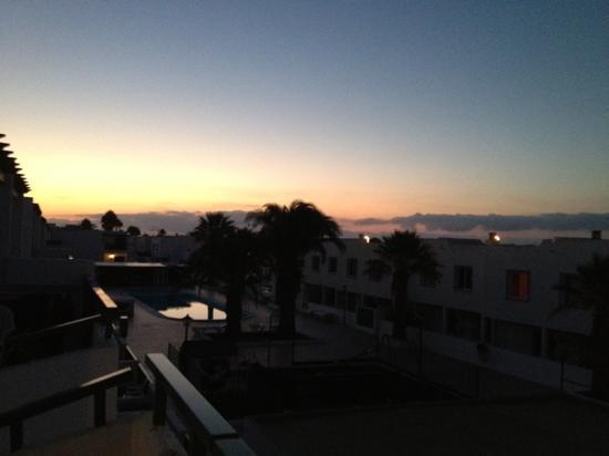Los Gracioseros : sun rise