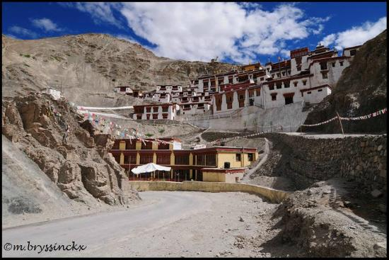 Rizong Monastery and Jelichun Nunnery : Rizong Gompa