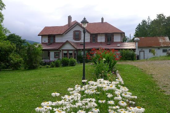 Fairburn Farmstay and Guesthouse : farm house b&B