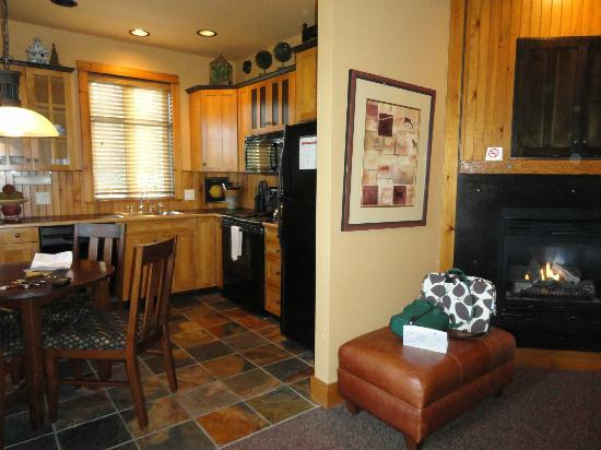 Predator Ridge Resort: our 1 bedroom cottage