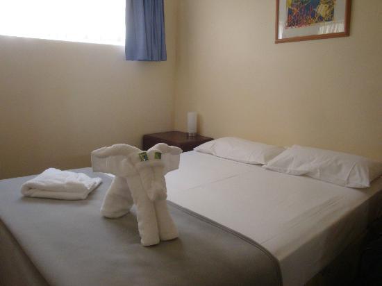 Villa Vaucluse Apartments: stanza da letto