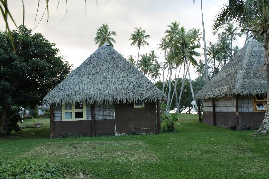 Gite Saint-Gabriel : bungalow