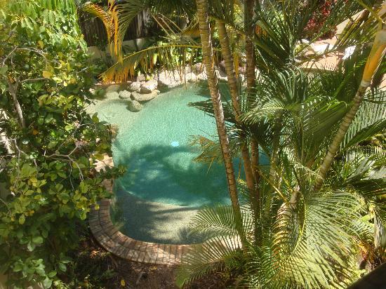 Villa Vaucluse Apartments: la piscina