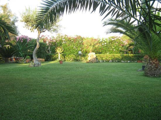 Kamarina Land : B&B Kamarinaland Il giardino