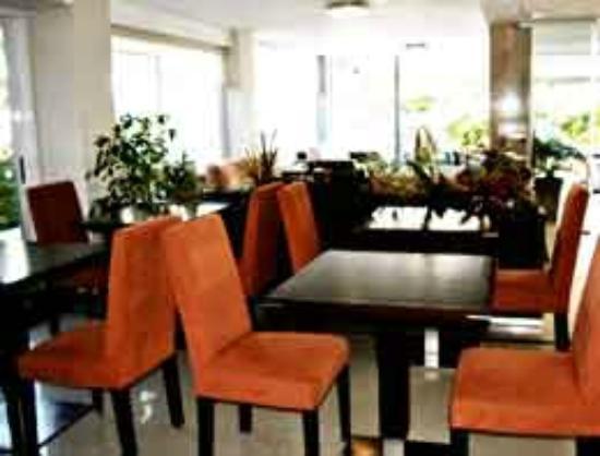 Hotel Castilla: Área Común