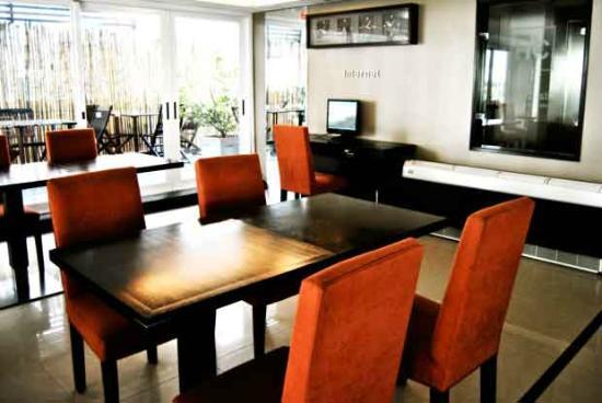 Hotel Castilla: Zona Comedor