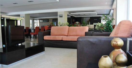 Hotel Castilla: Zona Living