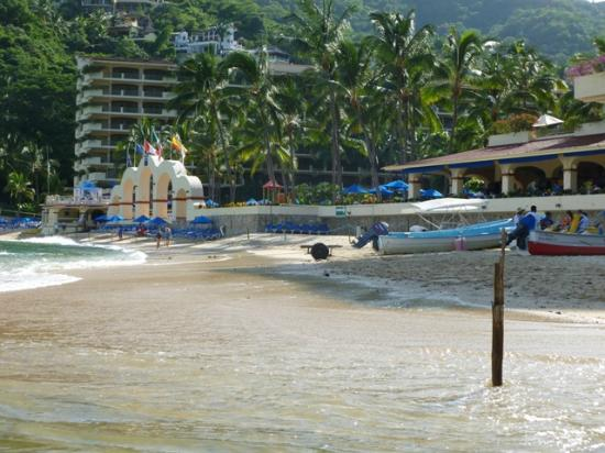 Barcelo Puerto Vallarta: View from the Beach
