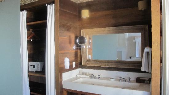 Villa Rasa: Banheiro lindo
