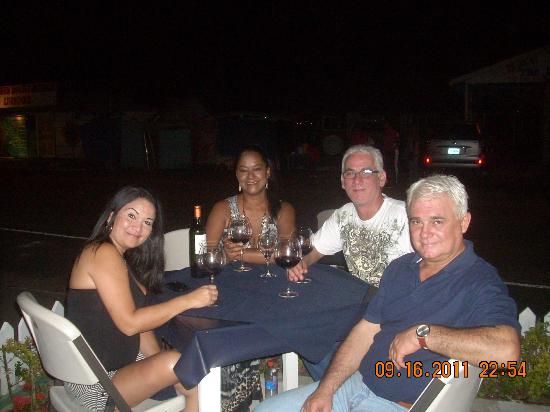 Carlos' Steak House: Cena entre amigos