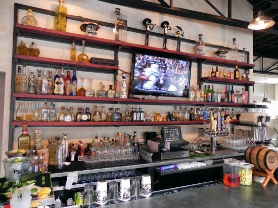 Zacatecas Tacos + Tequila: Bar