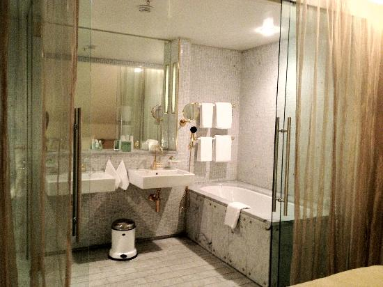 Hotel Rival: bathroom