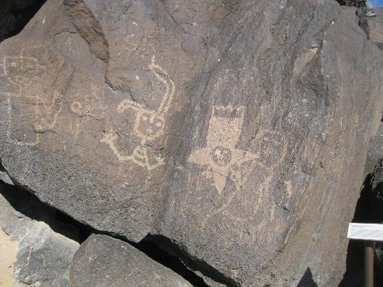 Petroglyph National Monument: Petroglyph