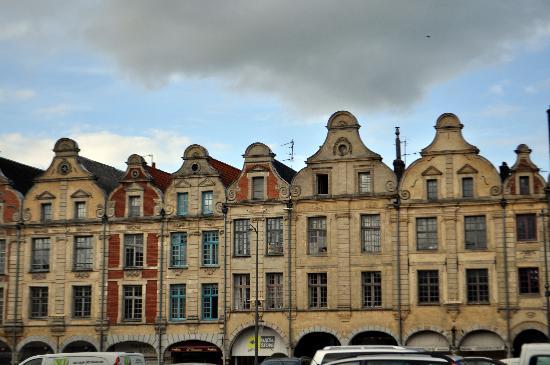 Hotel Moderne: Arras