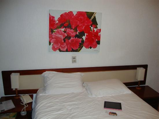 Hotel Opala Avenida : Cama